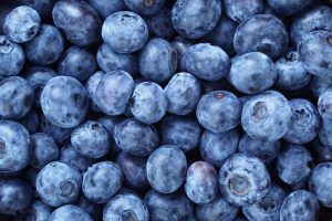 Blåbær, blåbær og blåbær